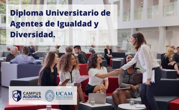 Diploma Universitario de agente de igualdad y diversidad